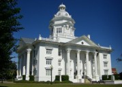 colquitt-county-ga-courthouse-moultrie-neoclassical-revival-architecture-landmark-clock-tower-photograph-photo-picture-image-home-of-saxby-chambliss-copyright-brian-brown-vanishing-south