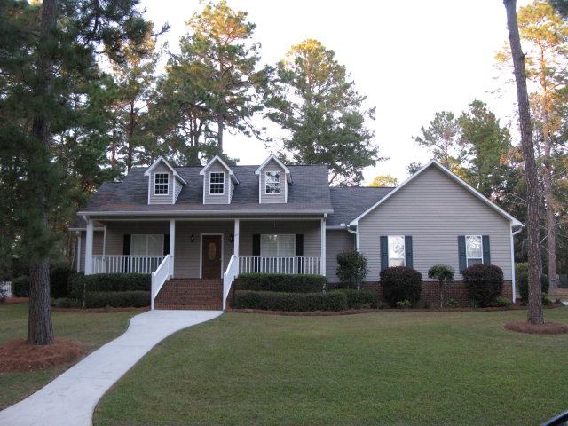 3 Magnificent Homes in Moultrie Georgia